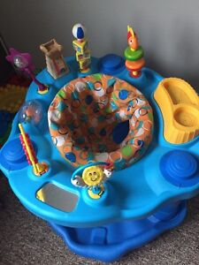 Exersaucer for sale. $10