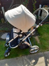 Buggy pushchair stroller