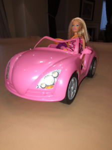 Barbie Glam Car and Doll