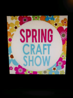 Spring craft show Cole harbour place