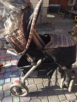 Stroller and Highchair