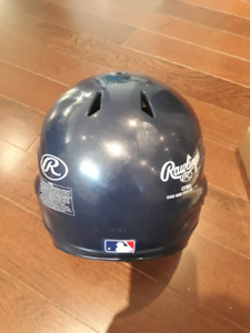 Baseball helmet (one size for 6 1/2 to-7 1/2years old)