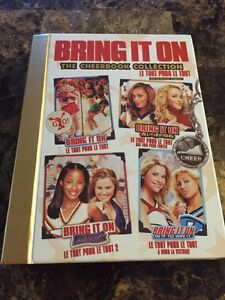 Bring It On - 4 DVD Collection
