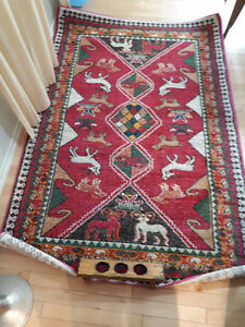 unused NEW area rug still have wrap etc call or text