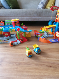 Vtech Toot Toot Garage and Construction Site