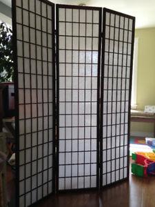 Room divider - Folding Screen