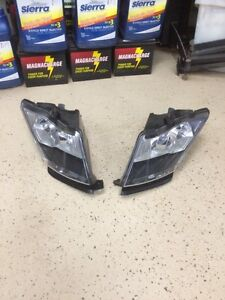 Ski doo XP head lights
