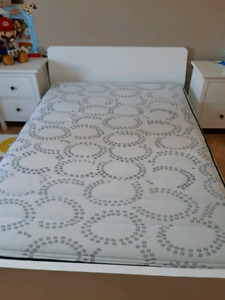 Bed size Double queen