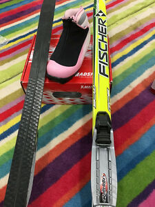 Cross Country Ski Package