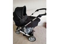 Pushchair cleaning, repairs and customs