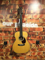 GUITARE ACOUSTIQUE MARTIN OM-28v MARQUIS COLLECTION RARE!!