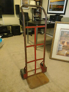 Solid metal dolly for sale