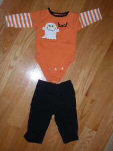 Halloween Outfit for 6-9 month old baby West Island Greater Montréal image 1