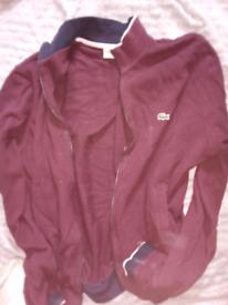 Exclusive Lacoste jacket