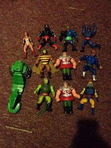 1980's Masters of the Universe toys