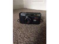Canon Sure Shot TELEmax camera + canon case