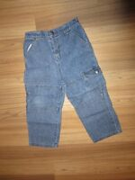 TODDLER BOYS PANTS - SIZE 4T - $8.00 for LOT