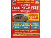 Cheap Static caravan 2 bed 6 berth Clacton Essex
