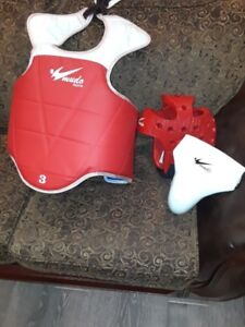 Martial Arts Protective Equipment Large