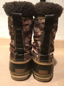 Women's Sorel Waterproof Winter Boots Size 7 London Ontario image 3