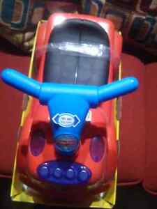 Brand new little people fire truck ride on with sounds for $35. Windsor Region Ontario image 4