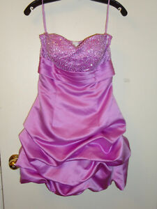 Prom/Special Occasion dress, Light purple/pink