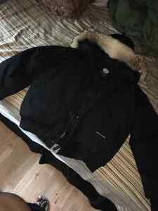 Authentic black Canada goose jacket