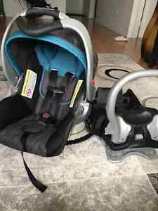 Moving sell , Baby trend stroller, car seat Kitchener / Waterloo Kitchener Area image 3