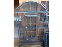 X large parrot cage only