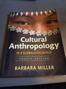 Cultural Anthropology 4th Edition - Barbara Miller