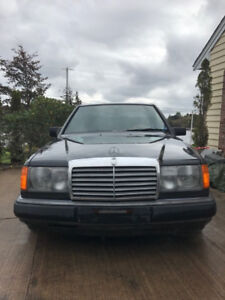 For sale 1989 Mercedes Benz 300E