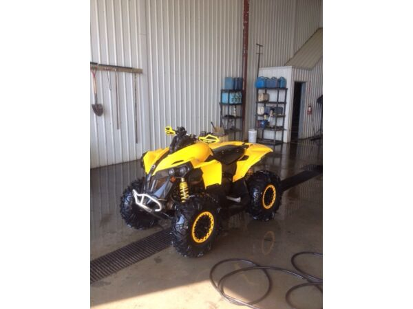Used 2012 Can-Am renegade