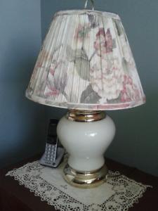 4 lampes agencées