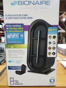 Bionaire Air purifier