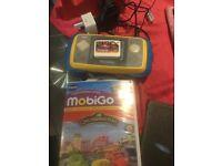 Mobi go games console
