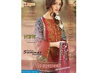 ROSEMEEN SPRING SUMMER WHOLESALE PAKISTANI CONCEPT SUMMER COLLECTION
