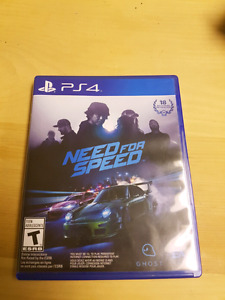 Need for Speed (2015)  for PS4