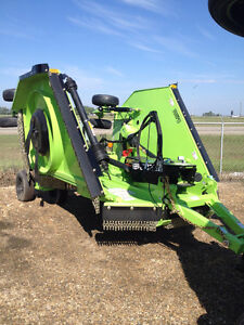 Schulte XH1500 Rotary Mower, New, Used