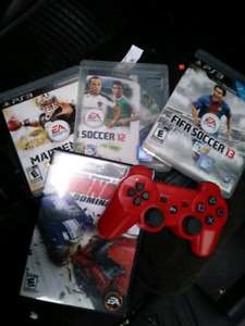 Controller ps3 and games