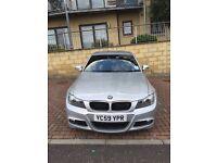 BMW 3 Series 318d M Sport 4dr Auto 2.0 Diesel