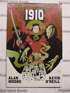 """Graphic Novel: """"The League of Extraordinary Gentlemen 1910"""""""