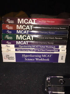 Old Princeton MCAT set - MAKE AN OFFER