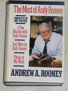 The Most of Andy Rooney -- Complete in One Volume