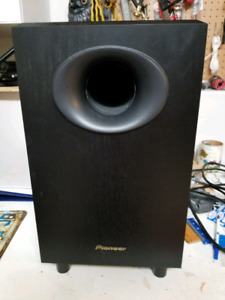 PIONEER BASS SUB WOOFER