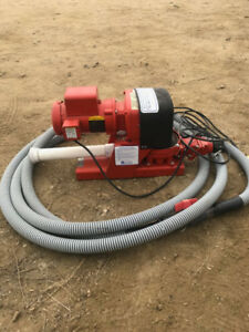 Marine Holding Tank Pump-Out System