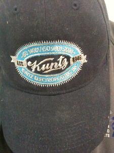 kuntz electroplating  hat and   jacket new  m  made by  elevate Kitchener / Waterloo Kitchener Area image 8