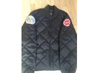 Chicago fire department men's jacket size large