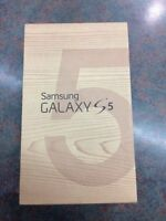 SAMSUNG GALAXY S5, +$200 IN ACCESSORIES, FACTORY UNLOCKED / WIND