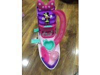 Minnie Mouse Boat and Accessories