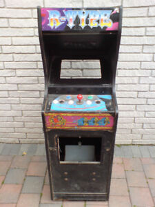 Ms Pac Man Mini Cabaret Upright Arcade Game Project Bally Midway